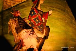 King Lear's Jester, Teatro della Tosse, I Cattivi a Teatro