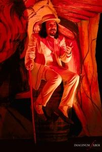 Mephistopheles, Teatro della Tosse, I Cattivi a Teatro