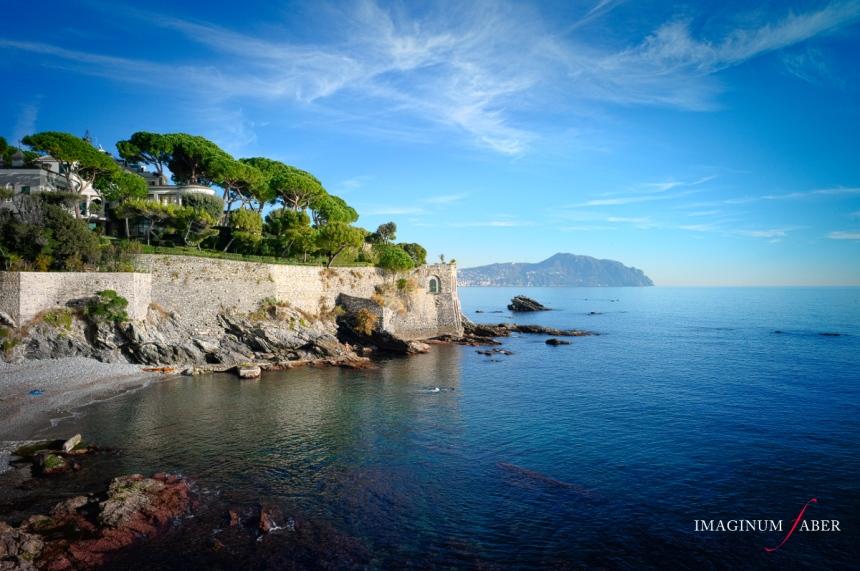Capolungo, Genova Nervi, Liguria, Italy
