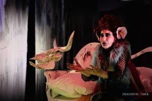 Taurus Teatro della Tosse Spettacolo Cosmico